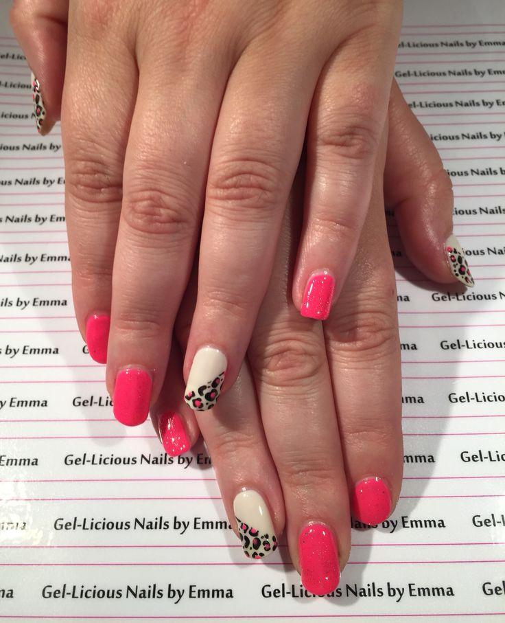 Gelish nails (Gel-licious Nails by Emma)
