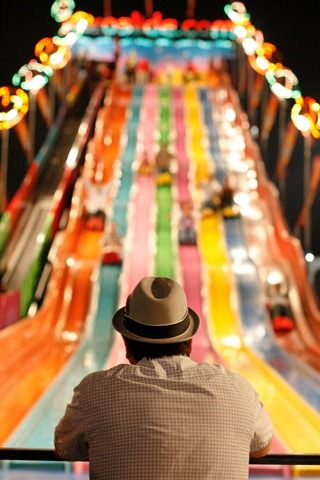 Orange County Fair takes place every summer in Costa Mesa! #oc