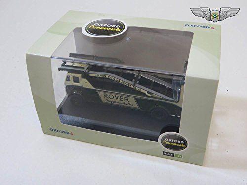 Land Rover Nouveau authentique 1: 76Échelle moulé sous pression de voiture Rover Transporteur 51lbdc574gna: Land Rover nouveau…