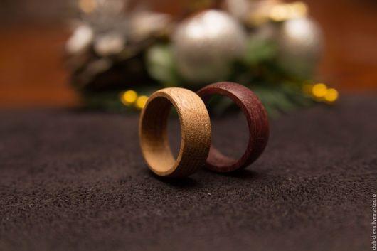 Деревянные кольца для фотосессий