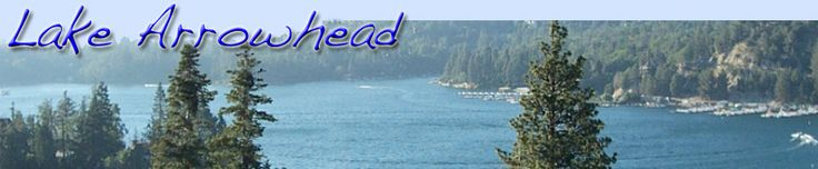 """The Arrowhead Queen... take a tour and see where many """"Hollywood"""" Stars of yesteryear had a Lake Arrowhead """"cabin."""""""