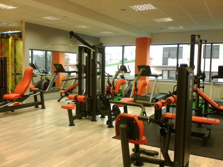 FABRYKA - Centrum Rekreacji i Odnowy w Sochaczewie. Wyposażenie: Panatta