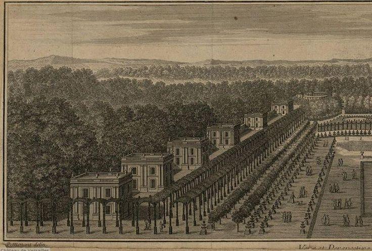 Les 170 meilleures images du tableau versailles le grand trianon les pavillons marly bd13 - Residence grand siecle versailles ...