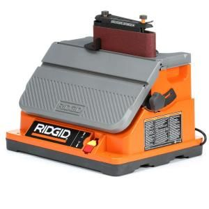 RIDGID, Oscillating Edge/Belt Spindle Sander, EB4424 at The Home Depot - Mobile