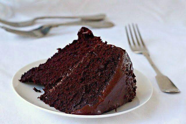 Самые вкусные рецепты: Самый шоколадный торт