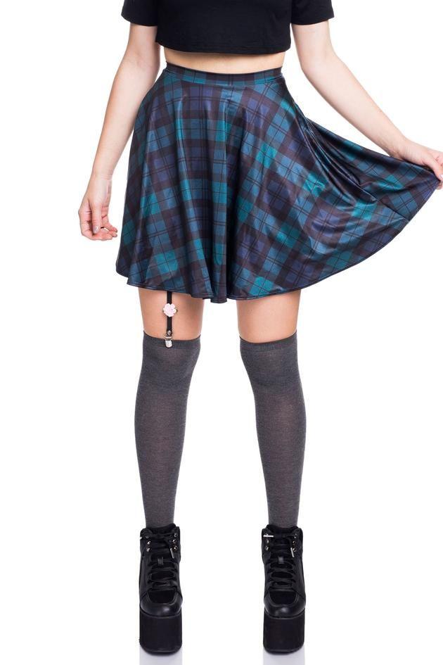 School Days Skater Skirt - $50.00 AUD