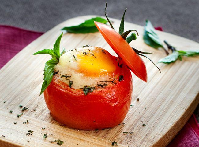 Быстрый, питательный и вкусный диетический завтрак, который  порадует и детей, и взрослых, и романтичных влюбленных. – читайте на Domashniy.ru