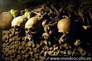 Las misteriosas catacumbas de París