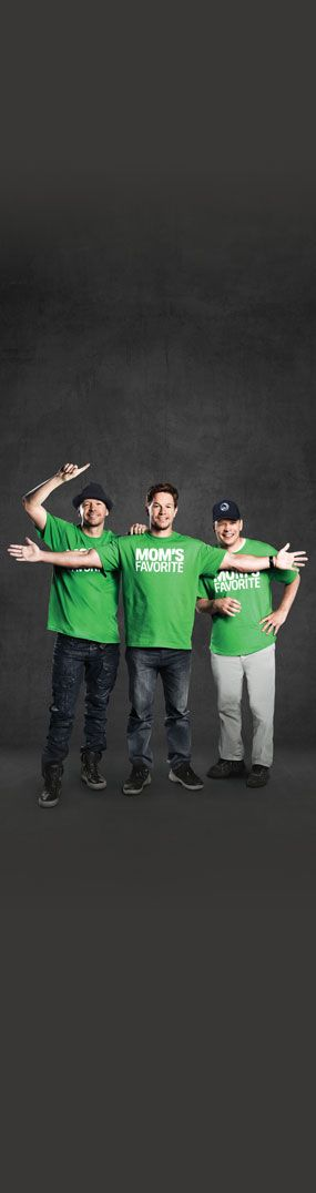 Wahlburgers - Watch the 'Who's Your Favorite?' Full Episode : A&E