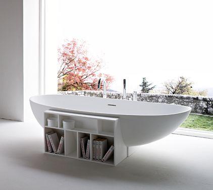 Vasca libreria di rexa design