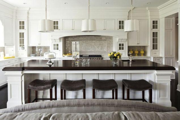 martha o'hara: Decor, Interior, Dream House, Kitchen Design, Islands, Kitchen Ideas, White Kitchens