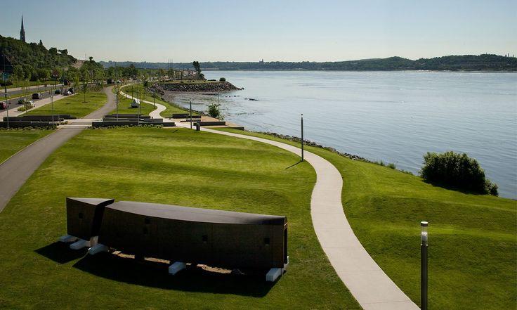 Promenade Samuel-de Champlain – Daoust Lestage