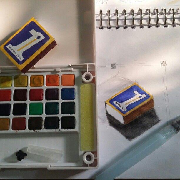 #koiwatercolour