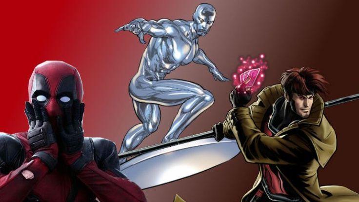 Fox Developing Silver Surfer Movie, Plus X-Men Movie Updates
