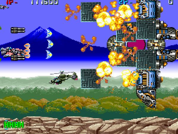Hamster releasing Zed Blade on Switch next week (Neo Geo)   Hamster has revealed their next Neo Geo title heading to Switch. Next week you'll be able to get in on the shoot'em-up action of Zed Blade known as Operation Ragnarok in Japan.  from GoNintendo Video Games