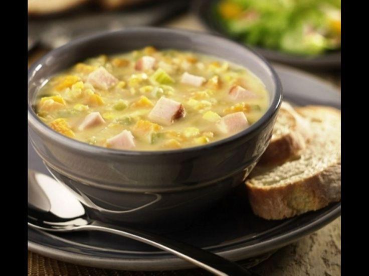 Svačinová polévka s kukuřicí - | Prostřeno.cz