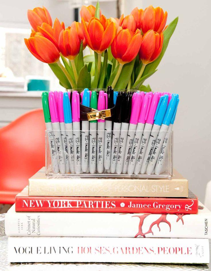 Sharpies & Hermès
