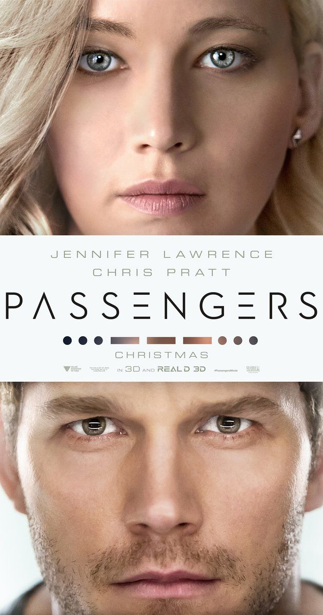Directed by Morten Tyldum.  With Jennifer Lawrence, Chris Pratt, Michael Sheen, Laurence Fishburne. A spacecraft traveling to a distant colony planet and transporting thousands of people has a malfunction in its sleep chambers. As a result, two passengers are awakened 90 years early.