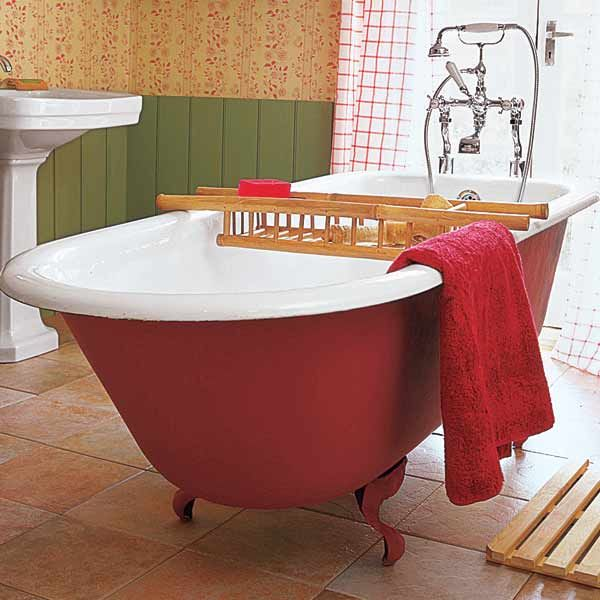 Paint Bathroom Tub: 133 Best Paint Colors For Bathrooms Images On Pinterest