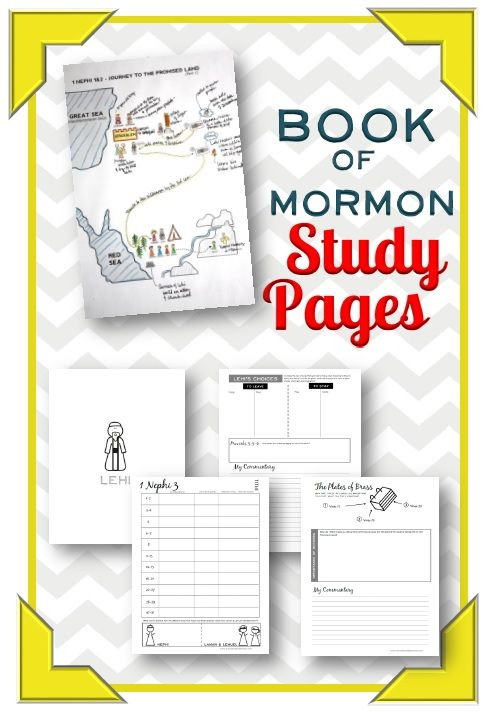 1554 best Church images on Pinterest Mormons, Scripture study and - best of blueprint of the church callister