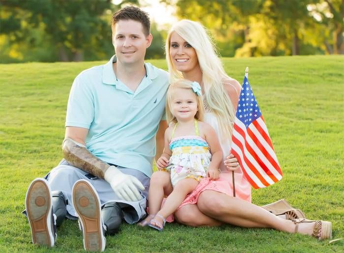 Triple Amputee Brian Kolfage: Memorial Day has Become a Disgraced National Holiday Read more at http://woundedamericanwarrior.com/triple-amputee-vet-memorial-day-has-become-a-disgraced-national-holiday/