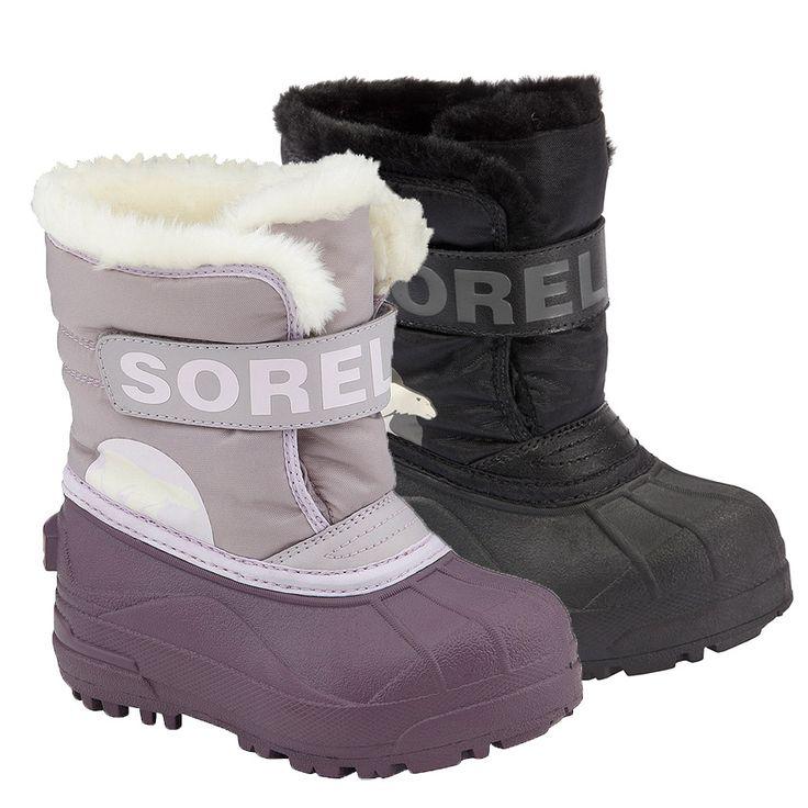 Children's Snow boot - Sorel Snow Commander Kids Snow boot