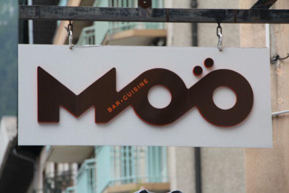 Moö restaurant Chamonix
