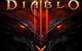 Cross-stitch- Pattern only- Diablo video game, classic video game, classic cross stitch, nerd cross stitch, geek cross stitch - pinned by pin4etsy.com