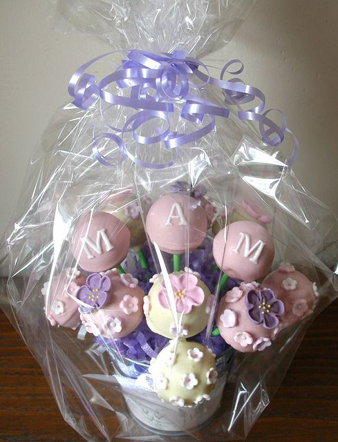 Mothers Day Cake Pop Ideas