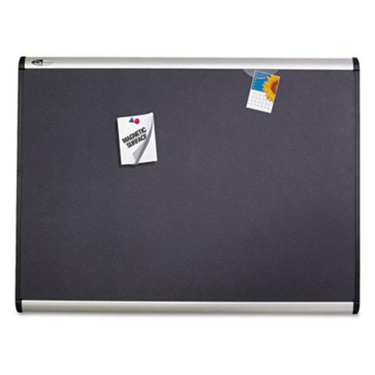 Quartet 72 x 48 in. Prestige Plus Magnetic Bulletin Board - QRTMB547A