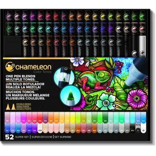 CHAMELEON - Color Tones - 52 PEN SUPER SET / NA OBJEDNÁVKU
