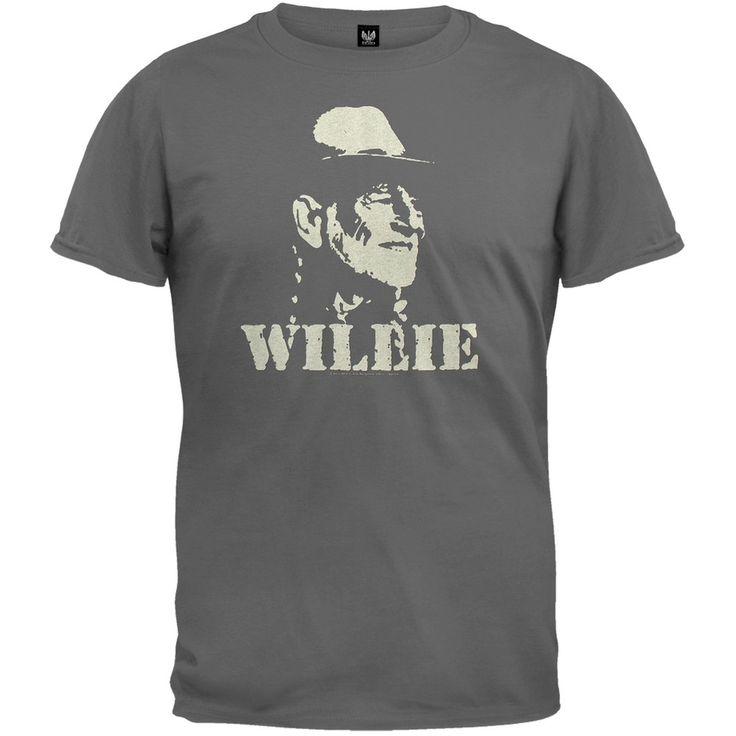 Willie Nelson - Willie Vintage T-Shirt