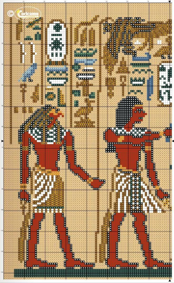 28 besten Ancient Cross Stitch Bilder auf Pinterest ...
