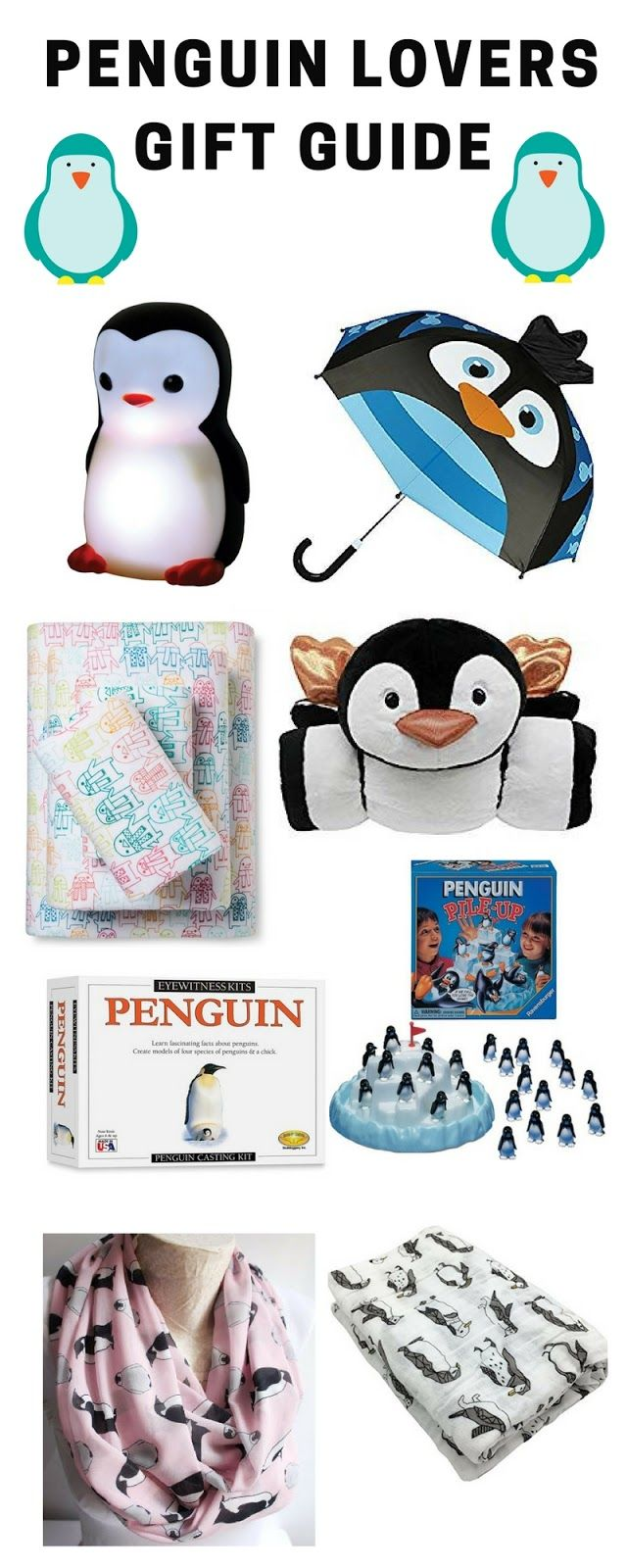 penguin lover gift guide bloggers unite the best of your blog