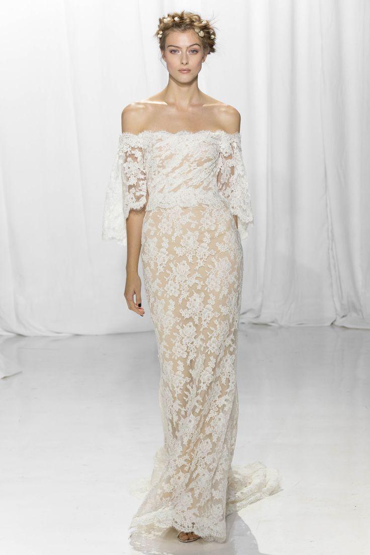 28 best Bridal Fall 2017 images on Pinterest | Wedding frocks ...