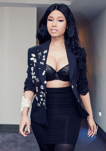 Nicki Minaj just released one of the most controversial videos we've seen this year...