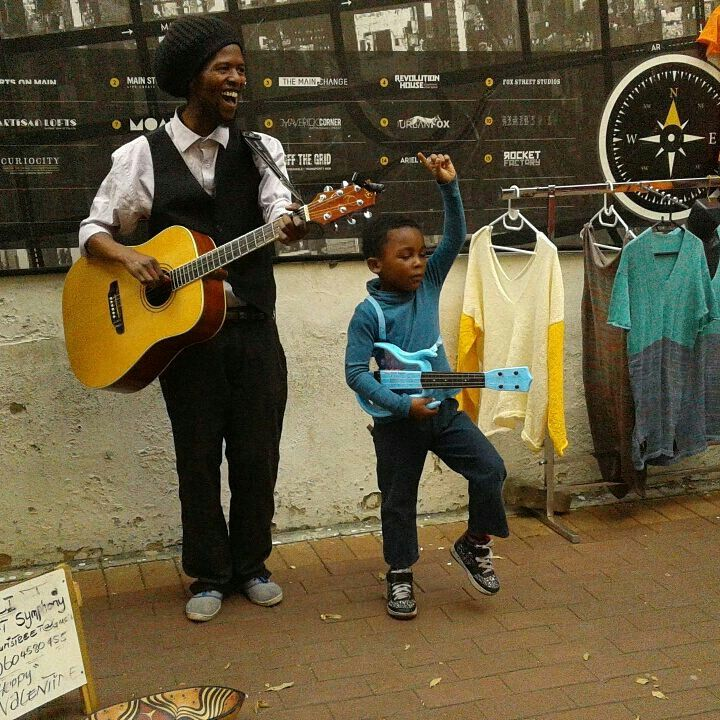 You must centre visit us every Sunday at the Maboneng Street Market, we are always having fun.