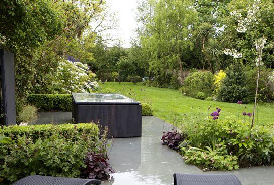 West London Garden by Karen Rogers@KR Gardendesign.com