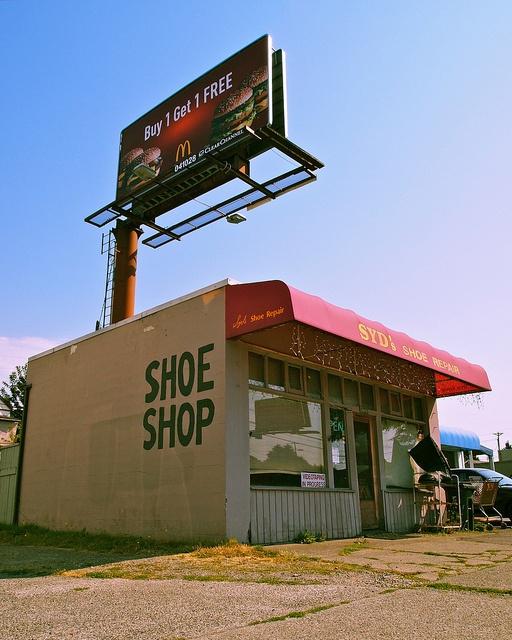 Syd S Shoe Repair Tacoma Wa