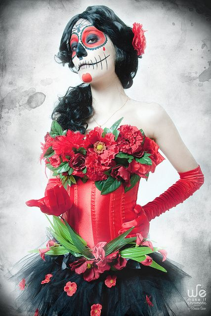 Dia de los muertos | Flickr – Compartilhamento de fotos!