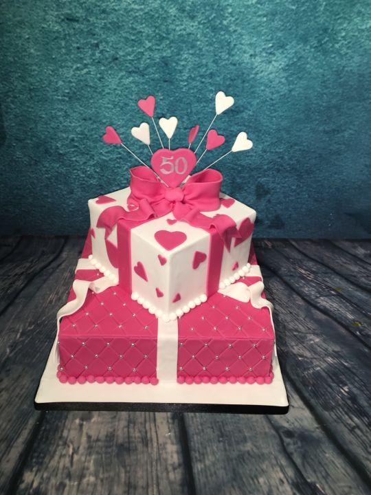 129 best heart cakes images on Pinterest | Heart cakes, Heart ...