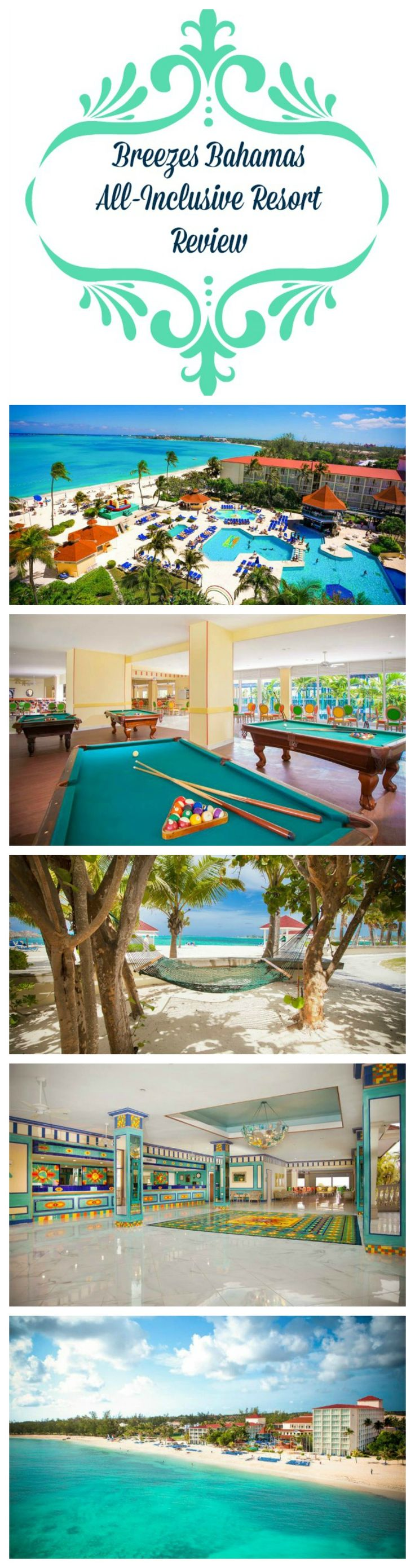 Breezes Bahamas All-Inclusive Resort Review