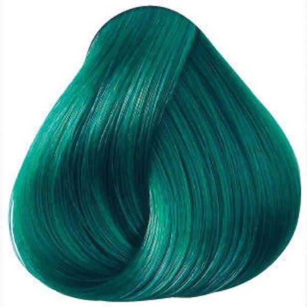 Pravana ChromaSilk Vivids Hair Color Green 3oz ($9.95) ❤ liked on Polyvore featuring beauty products