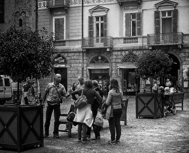 Street Life by marilenavaccarini