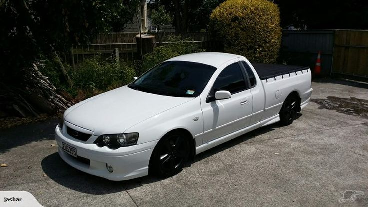 Ford Falcon Ba Xr6t Pick Up Fa 2003 Trade Me Ford Falcon Ford
