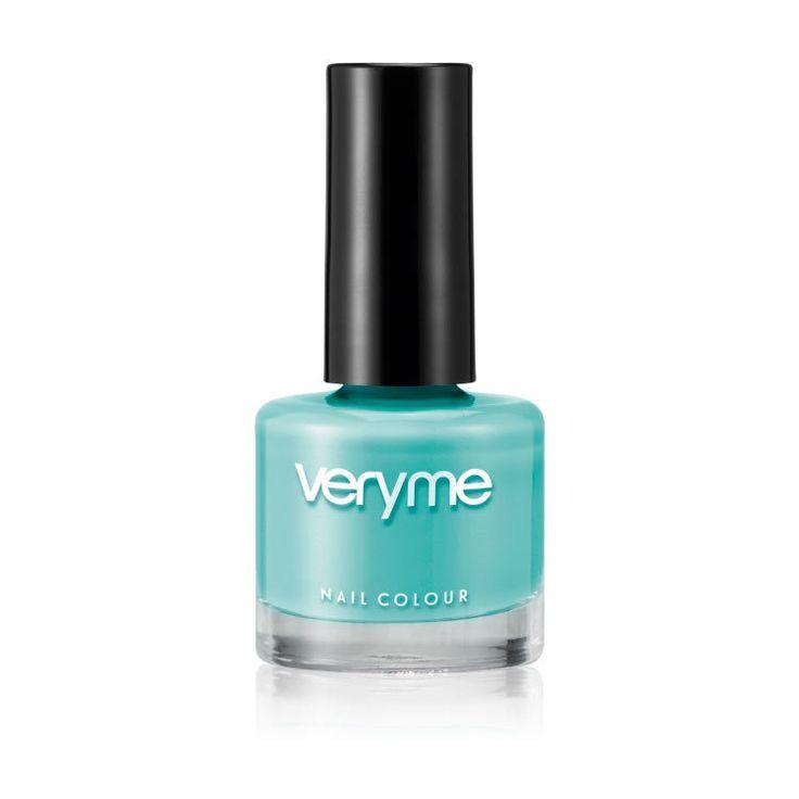 Лак для ногтей Very Me oriflame Мятный орифлейм Very Me Nail Colour Green орифлэйм 32527
