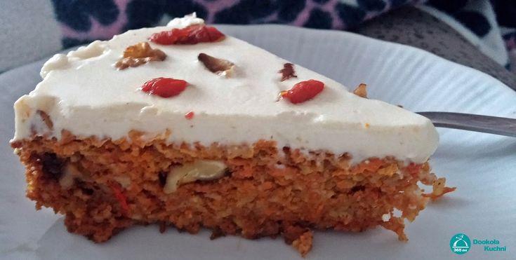 Dietetyczne ciasto marchewkowe - 365 dni dookoła kuchni.