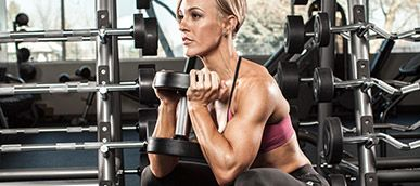 The Ultimate Beginner's Machine Workout For Women - Bodybuilding.com
