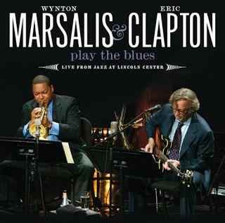 Beetle Blues: Play the blues - Wynton Marsalis & Eric Clapton