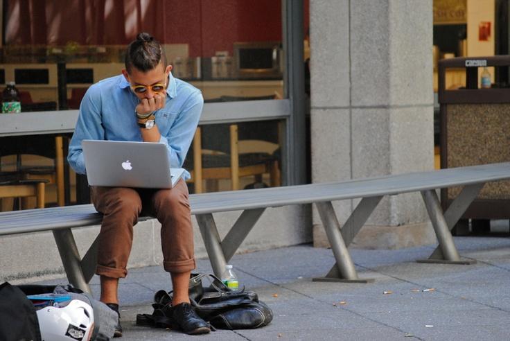 Technology + StyleYork Cities, Street Style, Christopher Fenimore, Fenimore Turn, Stylish Resident, Nyc Street
